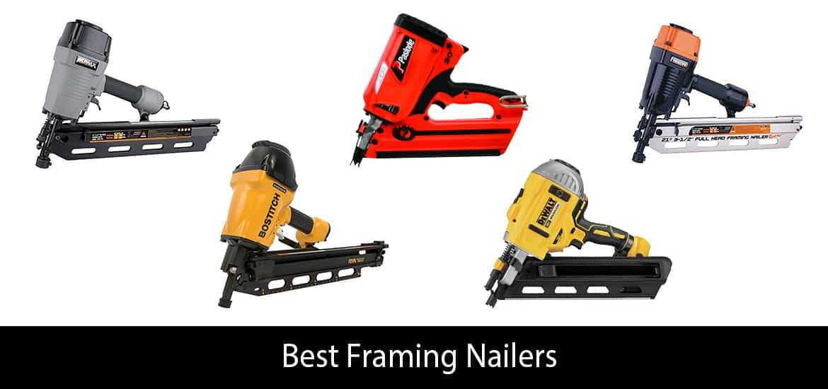 Top 12 Best Framing Nailer To Buy For 2019